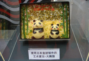 """""""Japanese meal appeal in Shanghai"""" for Japan External Trade Organization_thumb"""