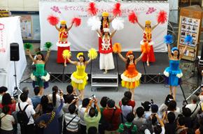 famous hula dancers